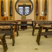 古琴教学及研讨室
