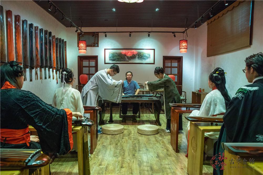 古琴汉服文化雅集3