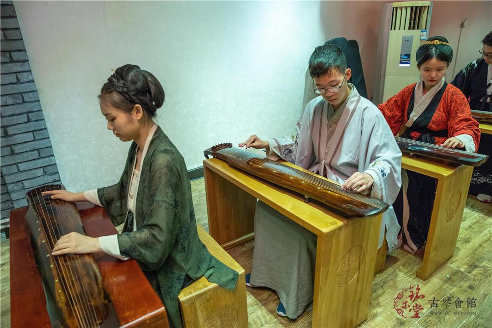 古琴汉服文化雅集8