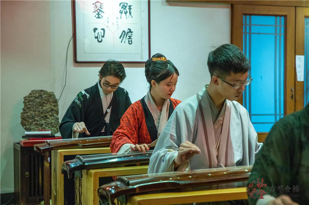 古琴汉服文化雅集9
