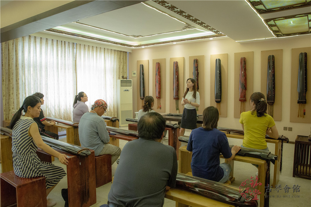 古琴九嶷派培训公开课1