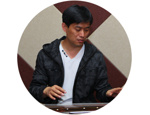 古琴老师韩福才