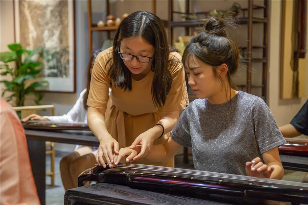 成人古琴培训课程