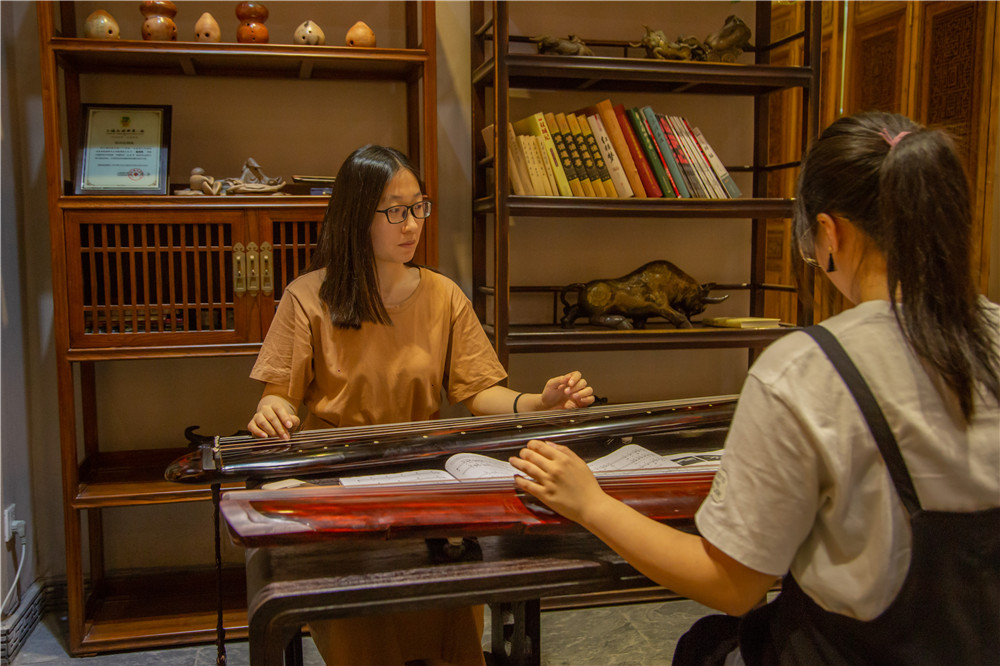 成人古琴学习课程