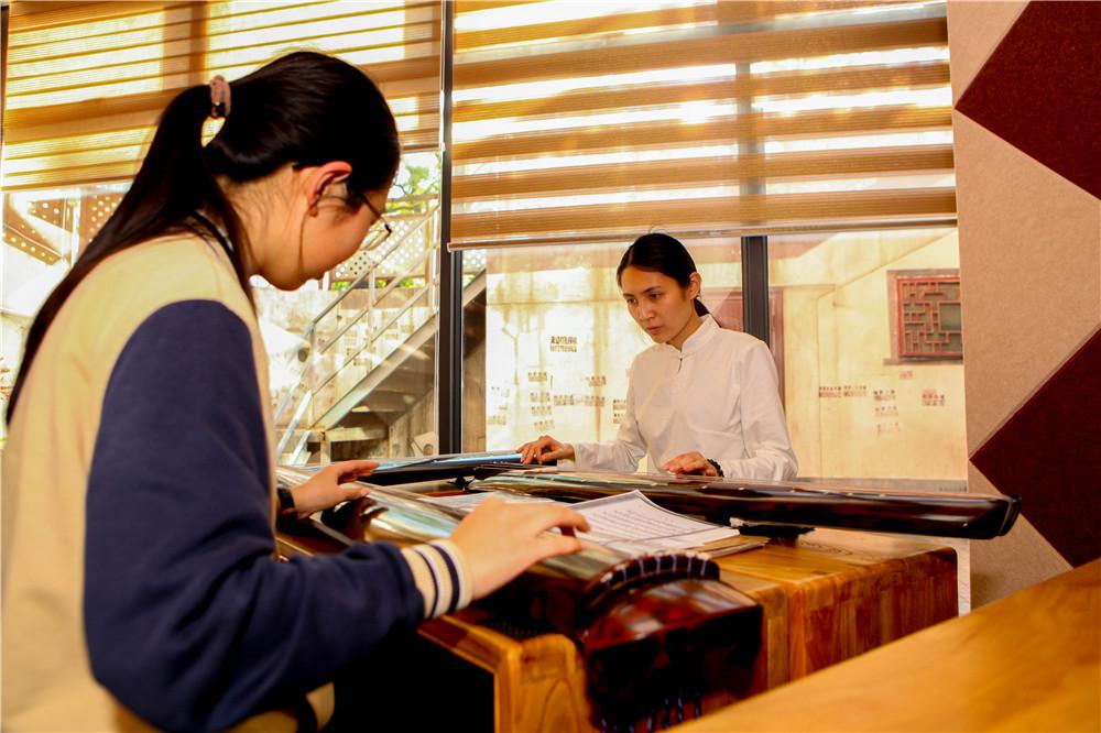 古琴培训成人曲目速成班