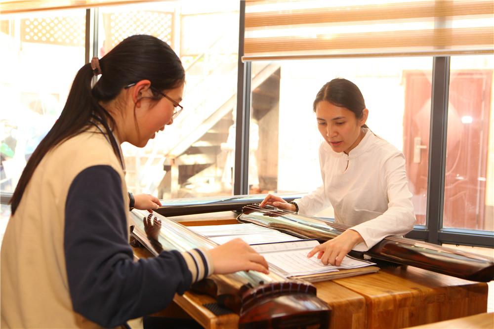古琴培训考级辅导班
